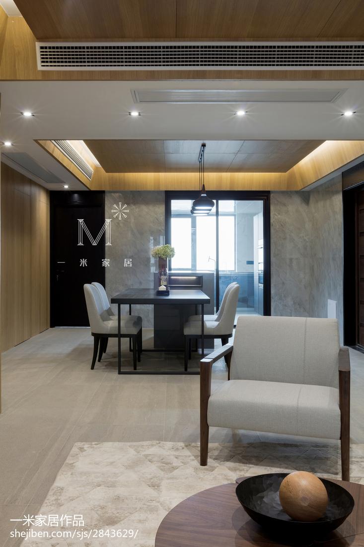 房屋装修效果图之温馨152平现代客