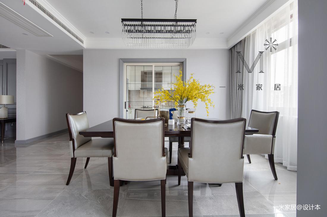 悠雅88平美式三居厨房装修案例展示