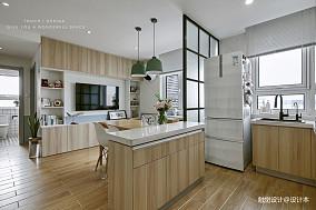 清新舒适北欧风格客厅设计图