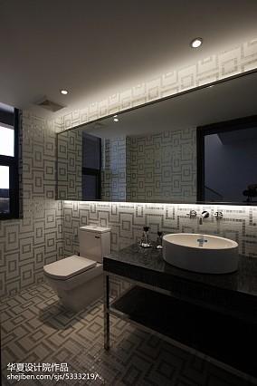 精选中式卫生间装修效果图片