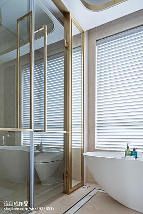 精选面积134平别墅卫生间装修设计