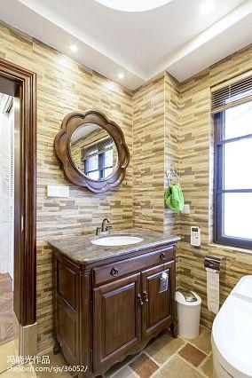 热门别墅卫生间美式装修设计效果