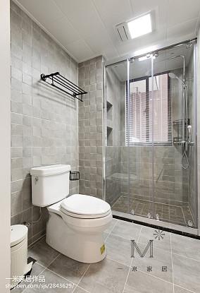 优雅100平美式三居装修美图