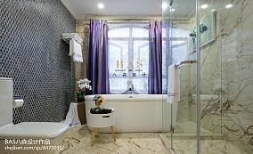 热门面积143平别墅卫生间欧式装修