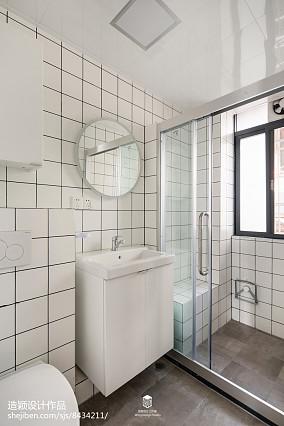 热门日式二居卫生间效果图片欣赏