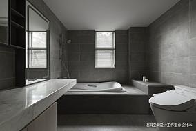 2020精选102平米三居卫生间现代装