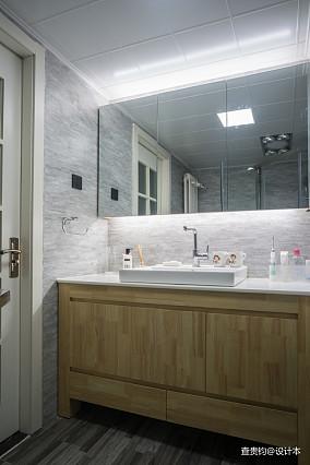 精致34平简约小户型卫生间装饰美
