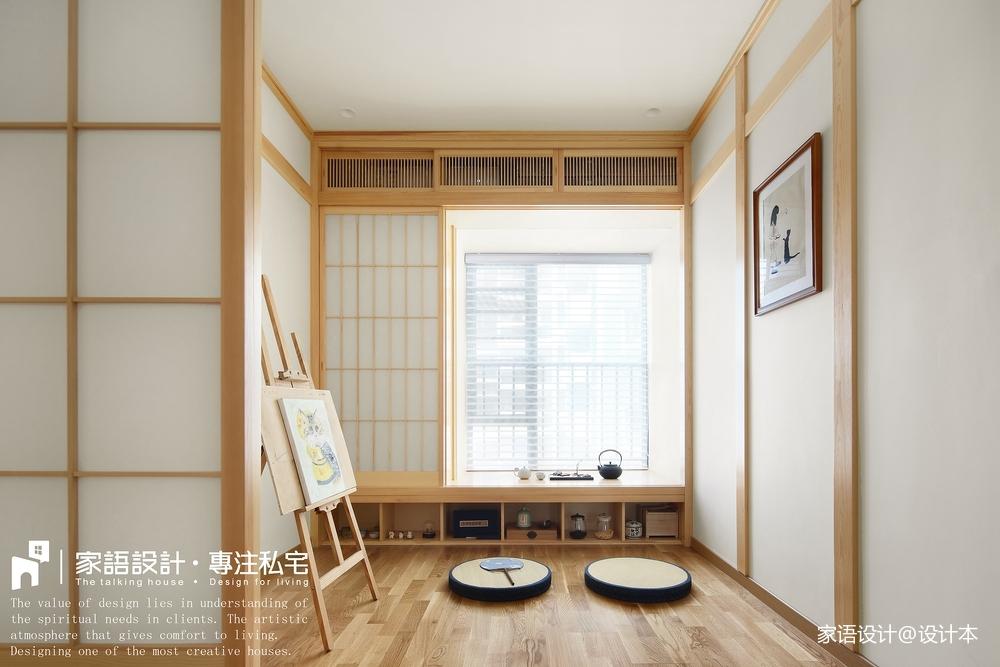 55万107㎡日式家装装修效果图展示11