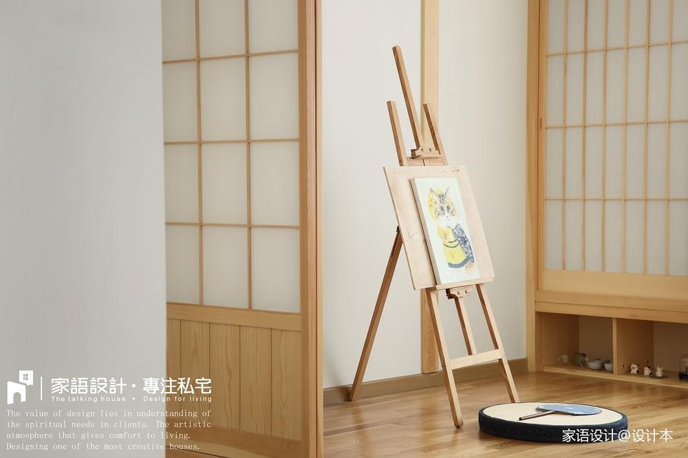 55万107㎡日式家装装修效果图展示12