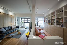 92㎡日式家装装修效果图