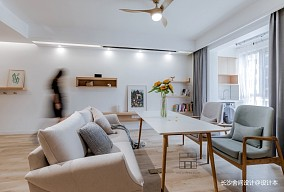 15万80㎡日式家装装修效果图