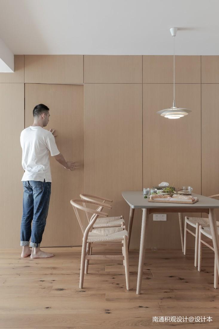 28万90㎡日式家装装修效果图展示6