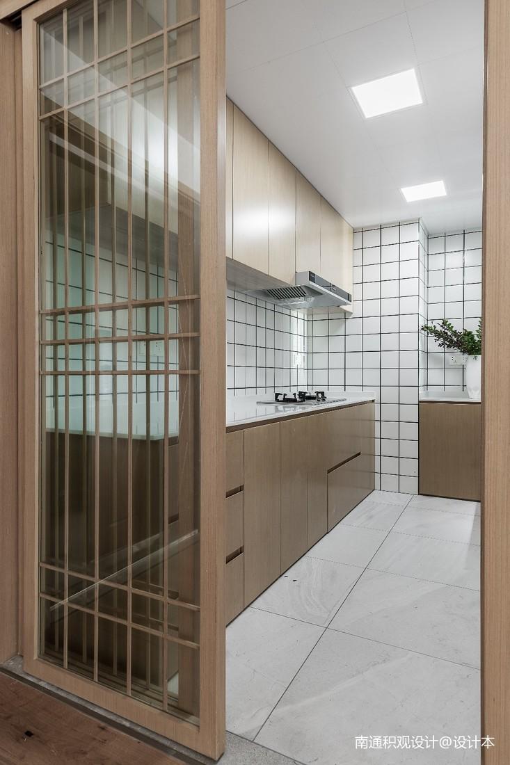 28万90㎡日式家装装修效果图展示8