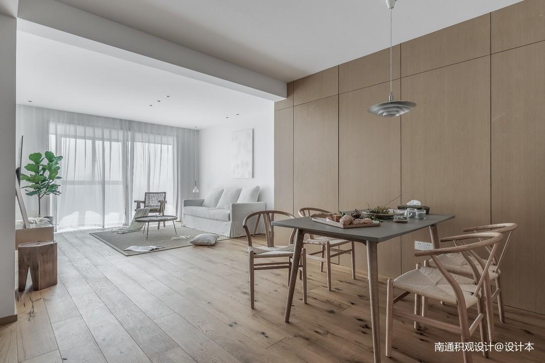 28万90㎡日式家装装修效果图展示10