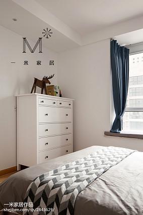 浪漫87平日式二居装饰图片