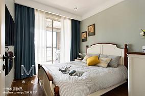温馨62平美式二居装修案例