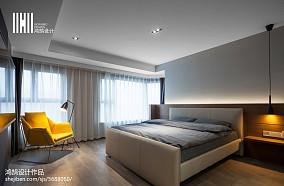 2020面积129平现代四居卧室欣赏图