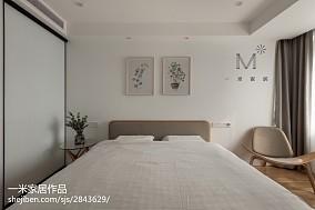 温馨130平日式三居装饰图片