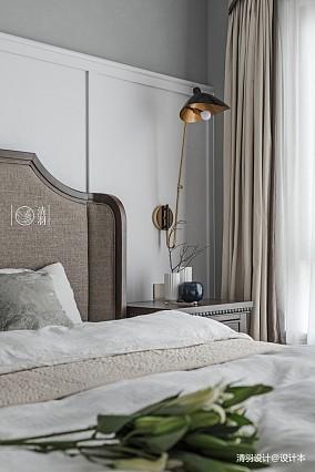 温馨127平混搭三居卧室装饰美图