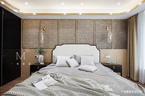 优雅105平中式三居装饰美图