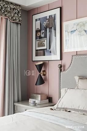 优美76平混搭三居卧室装饰美图
