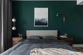 精美36平法式小户型卧室设计效果