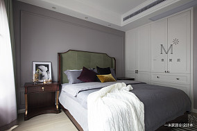温馨85平欧式复式卧室设计图