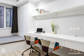 质朴63平现代二居卧室装修装饰图