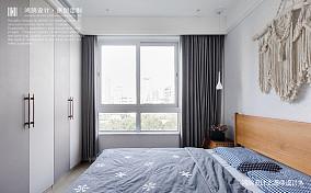 精美28平日式小户型卧室设计美图