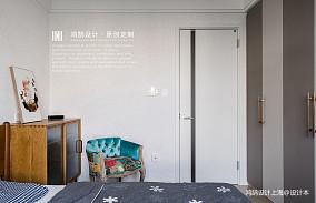 精美22平日式小户型卧室装饰美图