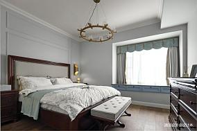 温馨105平现代四居卧室效果图片大