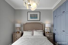 华丽92平现代四居卧室设计美图