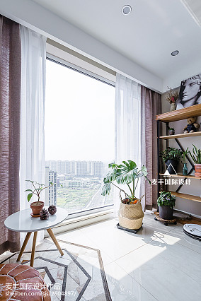 轻奢阳台设计