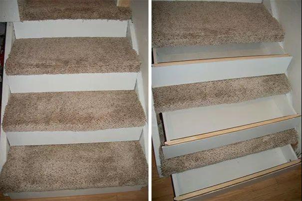 楼梯变抽屉