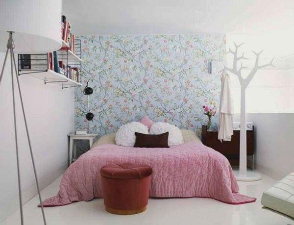 整洁卧室空间