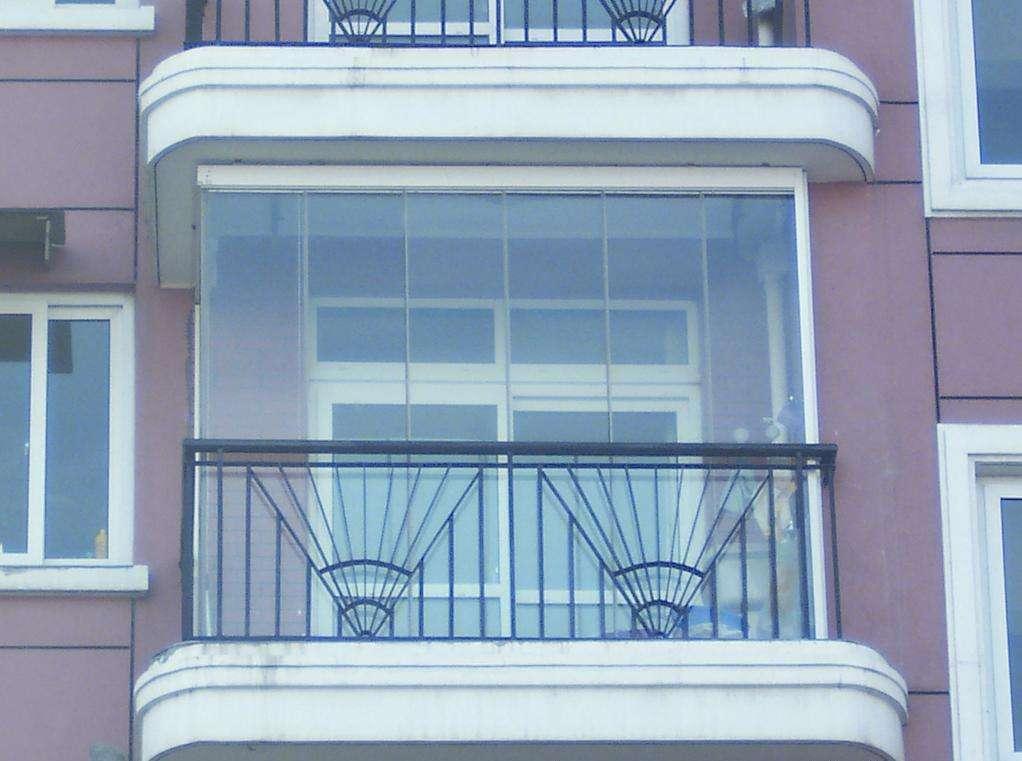 阳台组合式封装