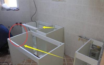 安装橱柜需要先测量尺寸