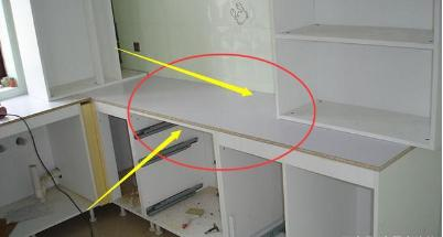 厨房装修应该先贴瓷砖再装橱柜