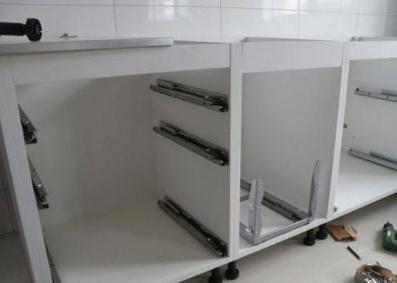 橱柜不装背板