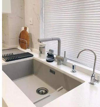 杭州装修大公司提示:厨房水槽怎