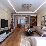 杭州下沙装修公司提示:客厅没有