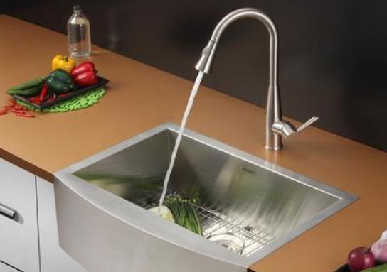 详解厨房水槽尺寸怎么选择